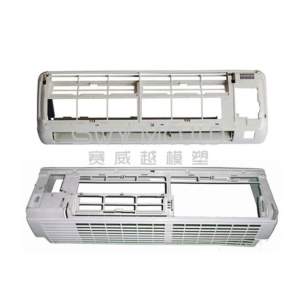 Air Conditioner Plastic Front Case Injection Mould
