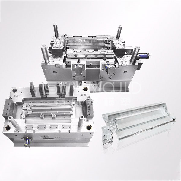 Air Conditioning Base Plastic Mold