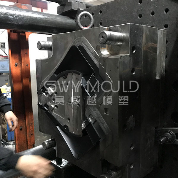 Automobile Mud Guard Injection Molding