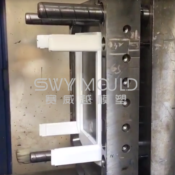 Bathroom Plastic Shelf Injection Mould