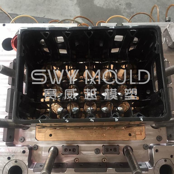 Beer Case Injection Mould