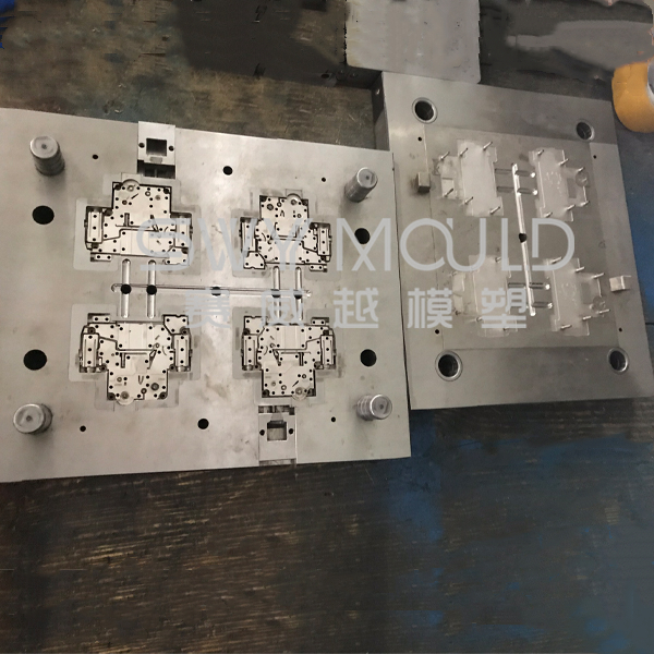 C45 Air Switch Plastic Housing Mould