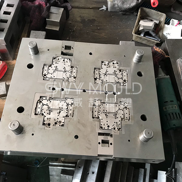 C45 Switch Plastic Housing Mould