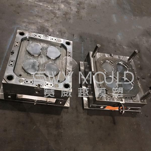 Candy Box Lid Plastic Mould