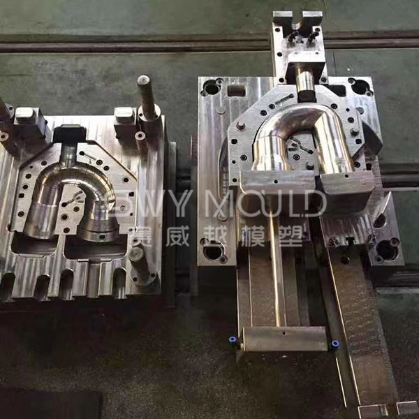 Complex Pipe Tube Injection Mould