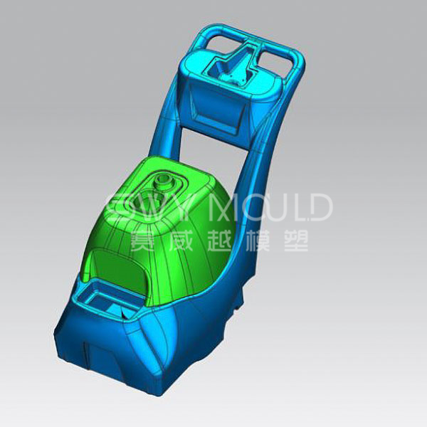Dust Collector Plastic Part Mold