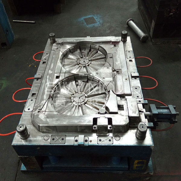 Electric Fan Plastic Blade Injection Mould