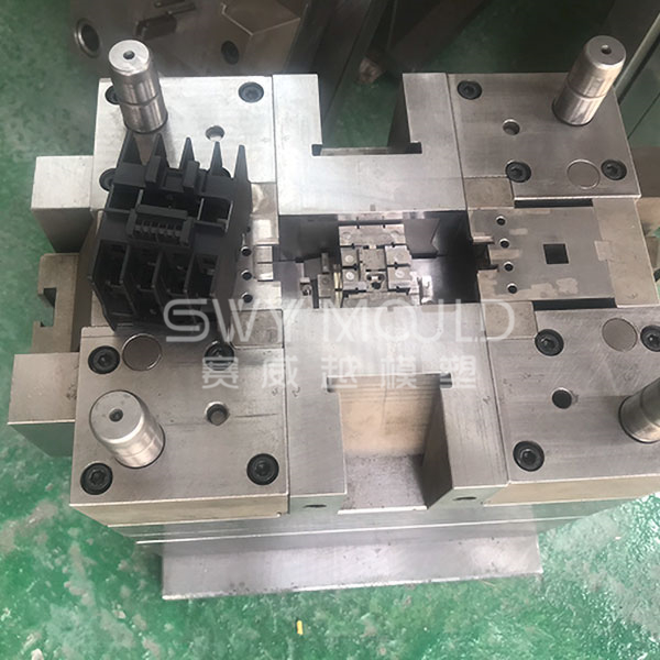 Electrical Part Plastic Mould