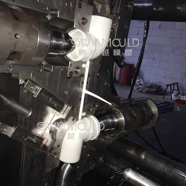 Injection Mold For 90 Degrees Elbow