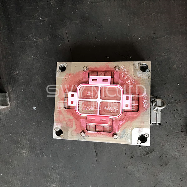 Lunch Container Plastic Cover Mould