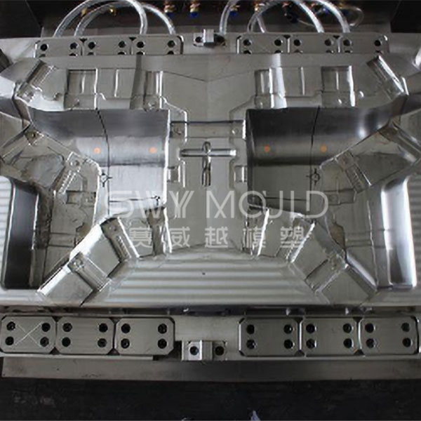 Map Pocket Injection Mold In Car Door