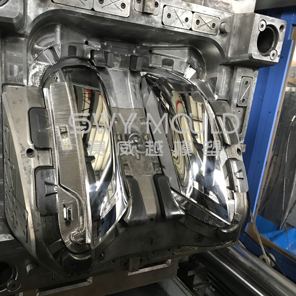 OEM Automobile Lamp Injection Mold