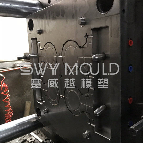 Pipe Clip Plastic Injection Mould