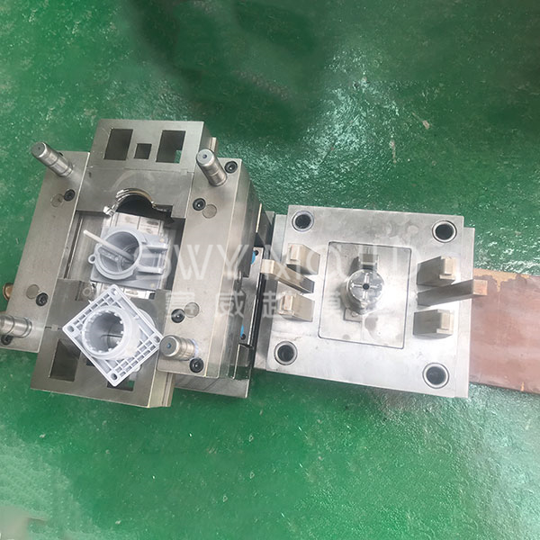 Plastic Pipe Component Injection Molding