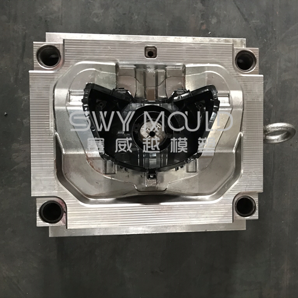 Plastic Automotive Light Shell Mould