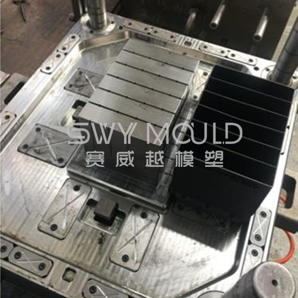 Plastic Car Battery Box Mould
