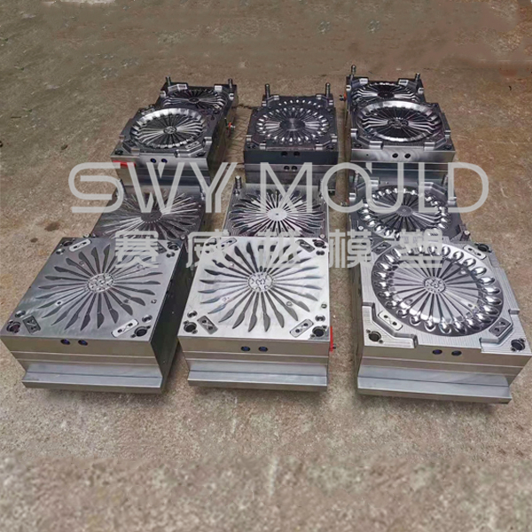Plastic Cutlery Injection Mold