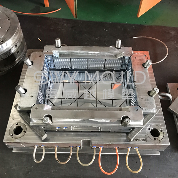 Plastic Fruit Crate Moulding