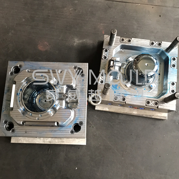 Plastic Kettle Injection Molding