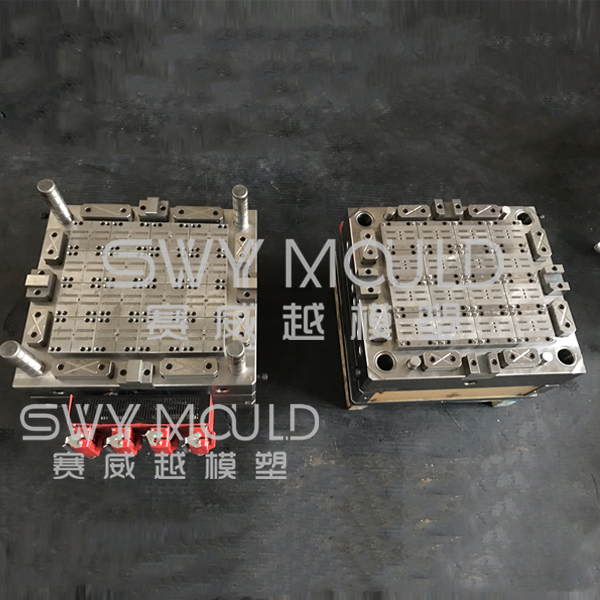 Plastic Precision Agricultural Flat Drip Pipe Mould