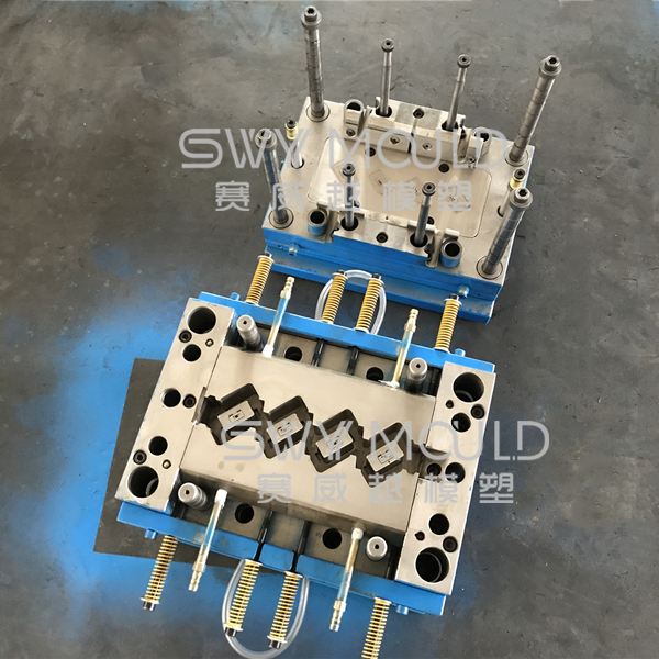 Plastic Shell Mould For Charger Plug