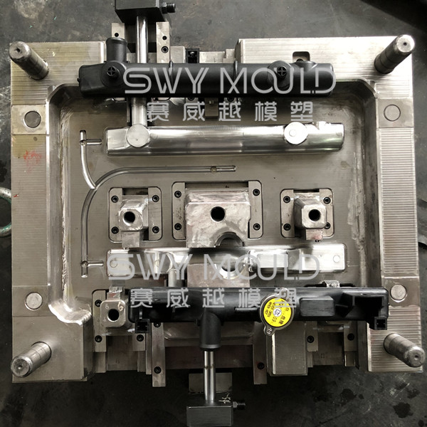 Plastic Tank Mould For Auto Radiator