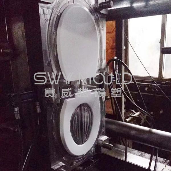 Plastic Toilet Seat  Injection Molding