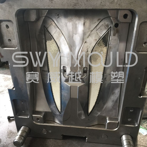 Plastic Truck Reflector Injection Mold