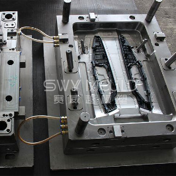 Plastic Car Door Armrest Part Mould