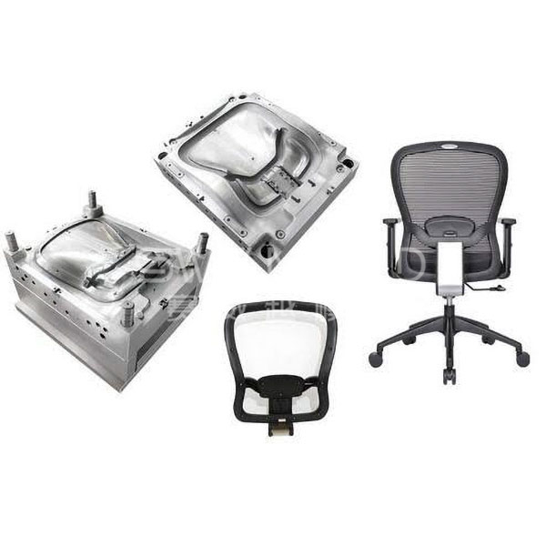 Plastic Chair Backrest Molding For Office Chair