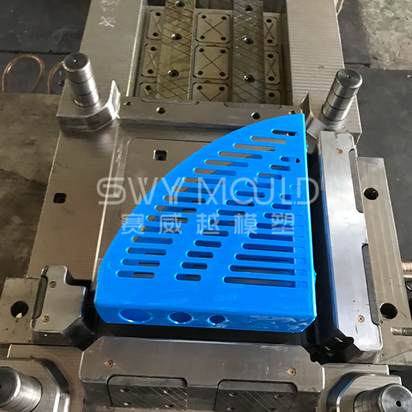 Plastic Document Folder Mould