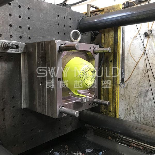 Plastic Drain Wash Rice Basket Mold