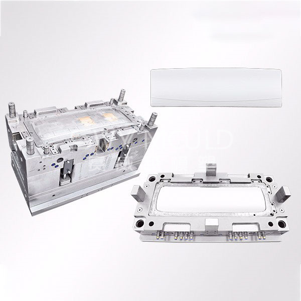 Plastic Front Cover Molding For Wall Mount AC