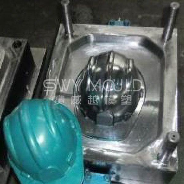Plastic Industrial Safety Helmet Mould