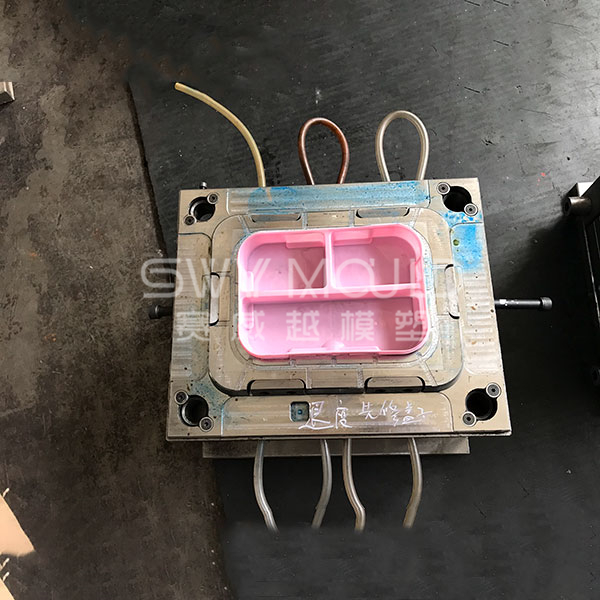 Plastic Lunch Box Injection Moulding