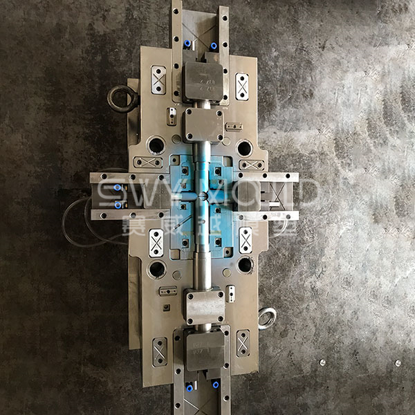 Plastic Male Thread Coupling Mould