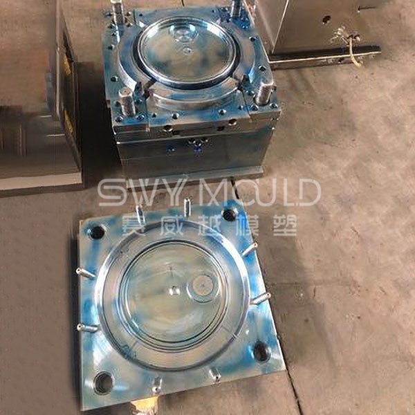 Plastic Paint Bucket Lid Mould