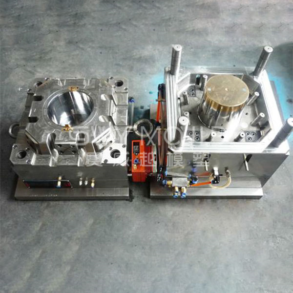 Plastic Paint Pot Injection Mold
