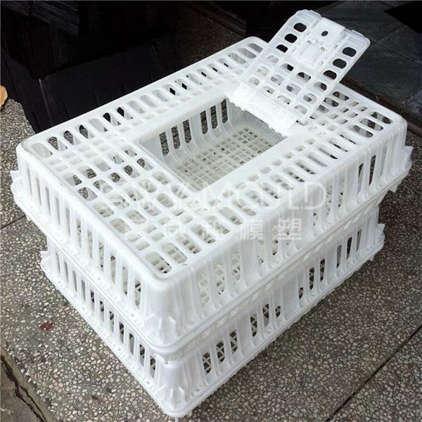 Plastic Poultry Cage Mould