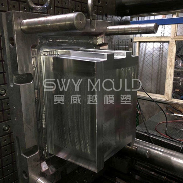 Plastic Rattan Box Mould