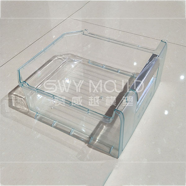 Plastic Refrigerator Drawer Injection Mould
