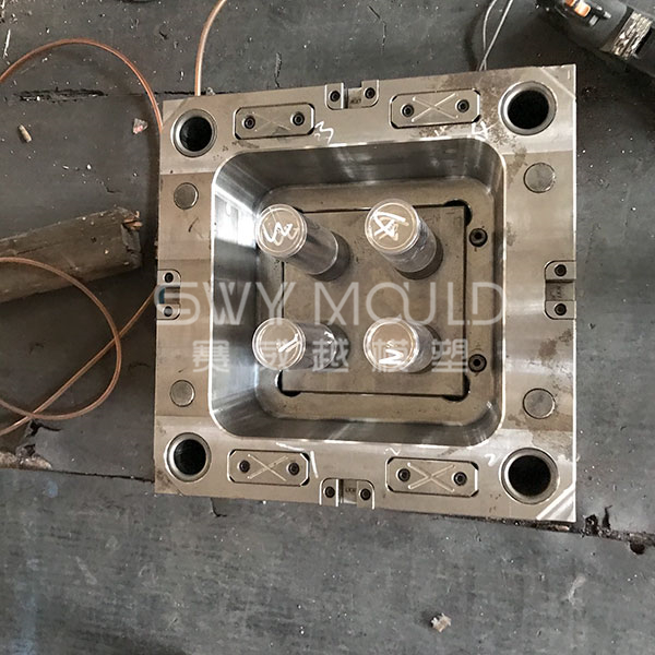 Plastic Round Can Injection Molding