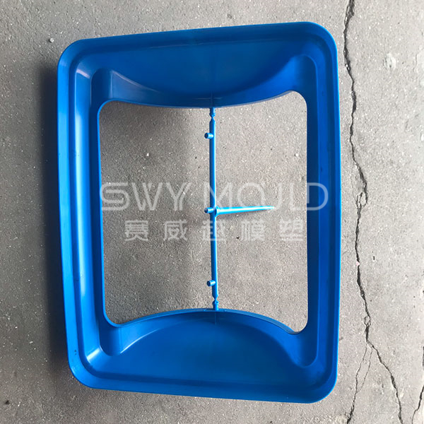 Plastic Trash Can Cover Mold