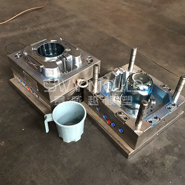 Plastic Water Jug Mould Making