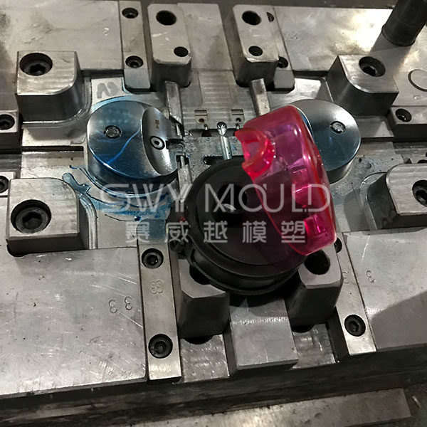 Portable Water Bottle Plastic Cap Mould