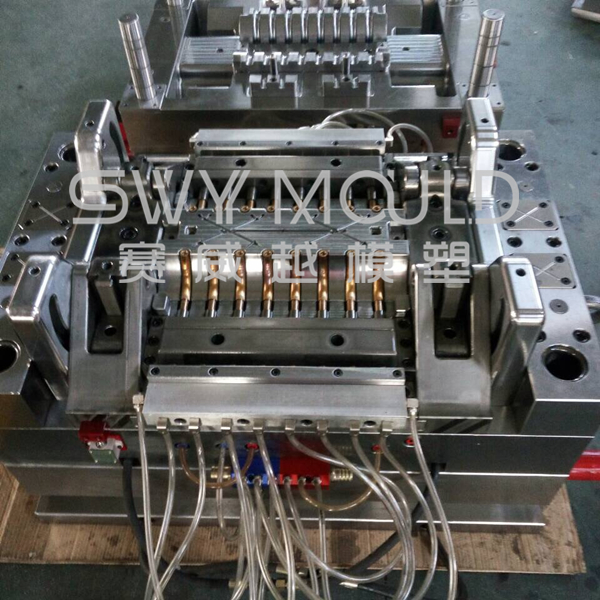 Precise Plastic Pipe Fitting Mould
