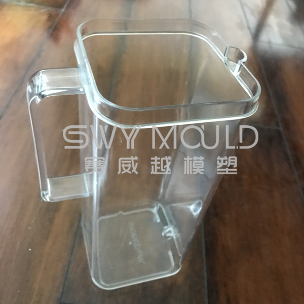 Square-shaped Transparent Kettle Plastic Mould