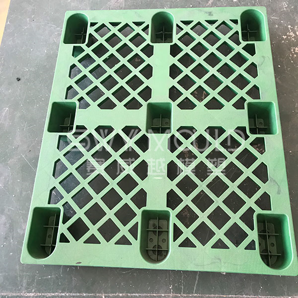 Stackable Plastic Tray Mould