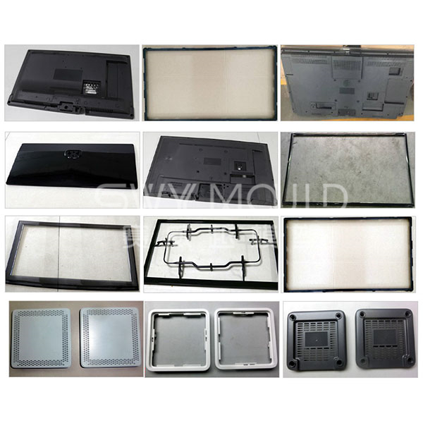 TV Set Plastic Molding