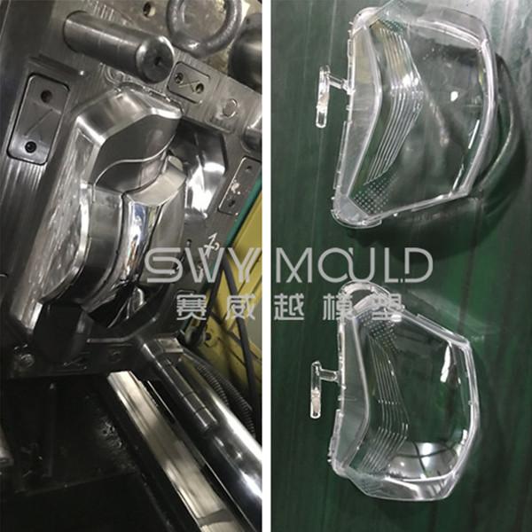 Auto Transparent Lamp Lens Mold